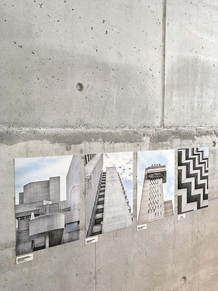 HEARTBRUT X ARCHITEKTUR 19 POP UP MUSEUM EXHIBITION AT KOSMOS CINEMA ZURICH