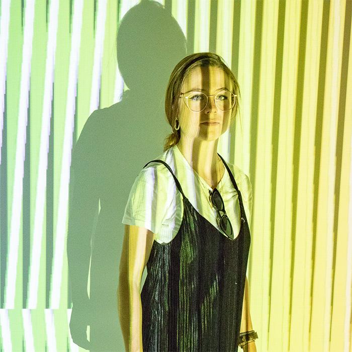 YAEL ANDERS, DESIGNER, ART UNLIMITED I ART BASEL I ©HEARTBRUT / KARIN HUNTER BÜRKI