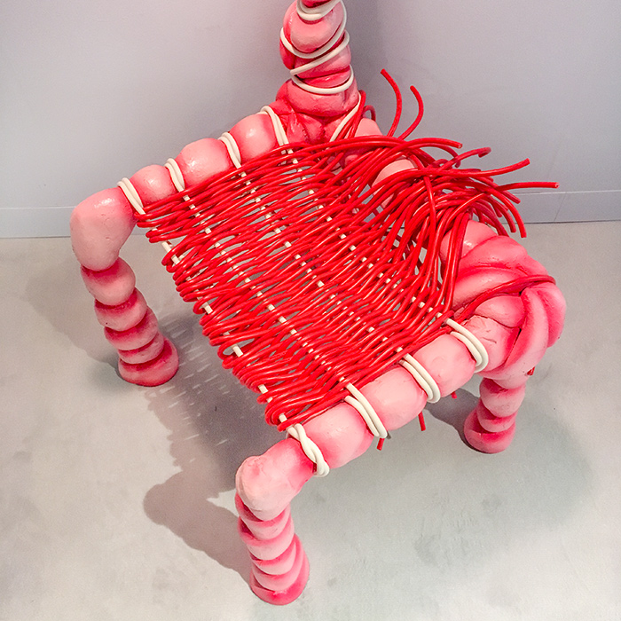 OrtaMiklos, Reading Lamp, Functional Art Gallery, Design Miami / © HEARTBRUT / Karin Hunter Bürki