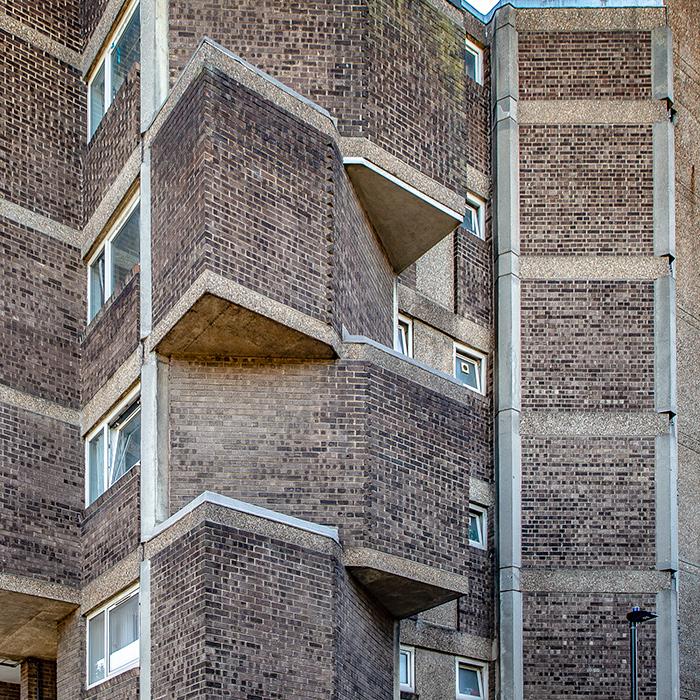 Ashington House, Noel Moffett & Associates, Bethnal Green, London 1971 I © HEARTBRUT / Karin Hunter Bürki