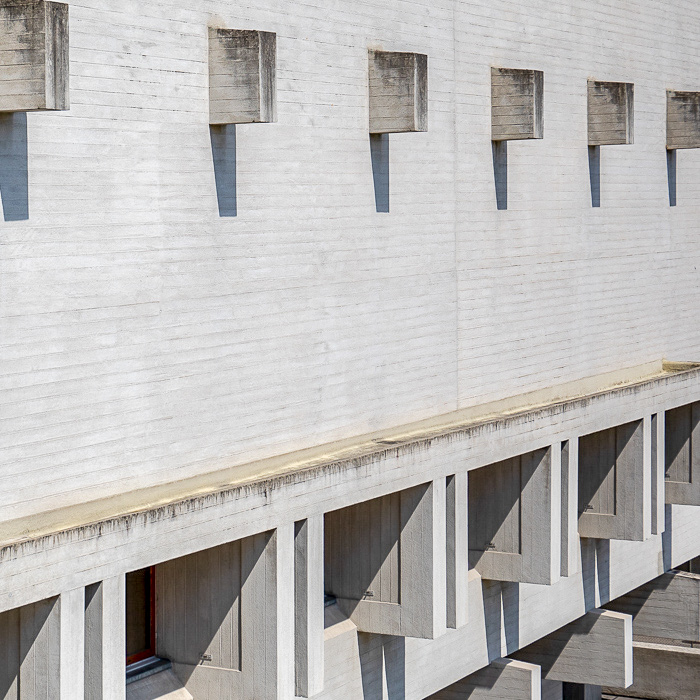 STETTBACH SECONDARY SCHOOL - SCHULE STETTBACH I © HEARTBRUT / Karin Hunter Bürki