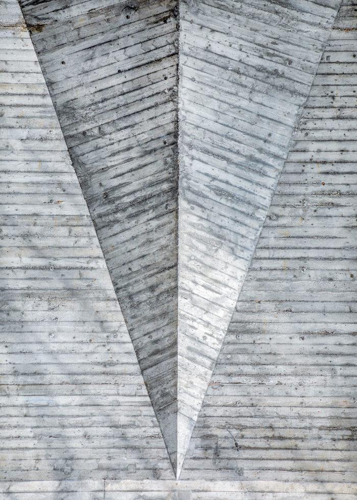 Masonry Hall (Maurerhalle) Basel, Hermann Baur, Swiss Brutalism I © Heartbrut / Karin Hunter Bürki