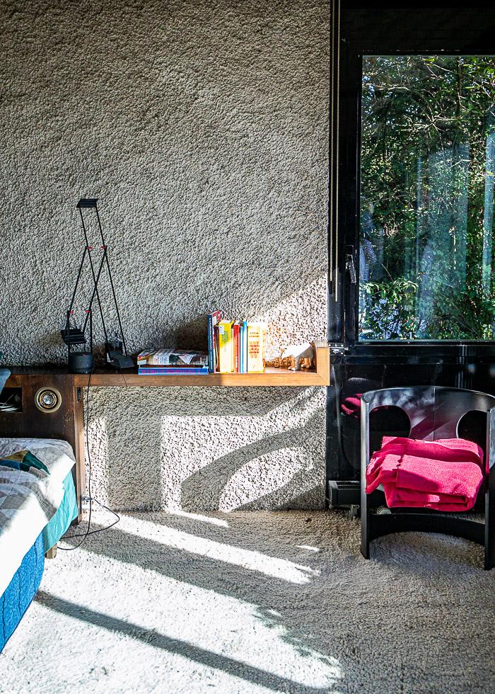 Dahinden House, designed by Justus Dahinden I © HEARTBRUT / Karin Hunter Bürki