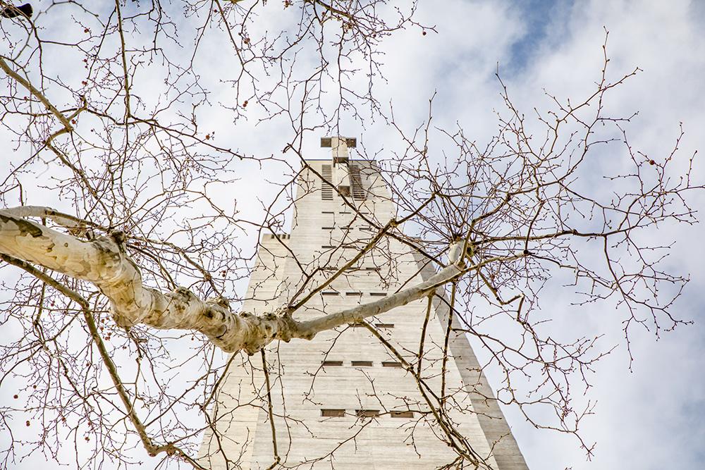Antoniuskirche, Karl Moser, Basel 1927, Brutalism, © HEARTBRUT / Karin Hunter Bürki