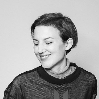 KARIN HUNTER BÜRKI, SELF- Portrait, JANUARY 2019 I ©HEARTBRUT / KARIN HUNTER BÜRKI